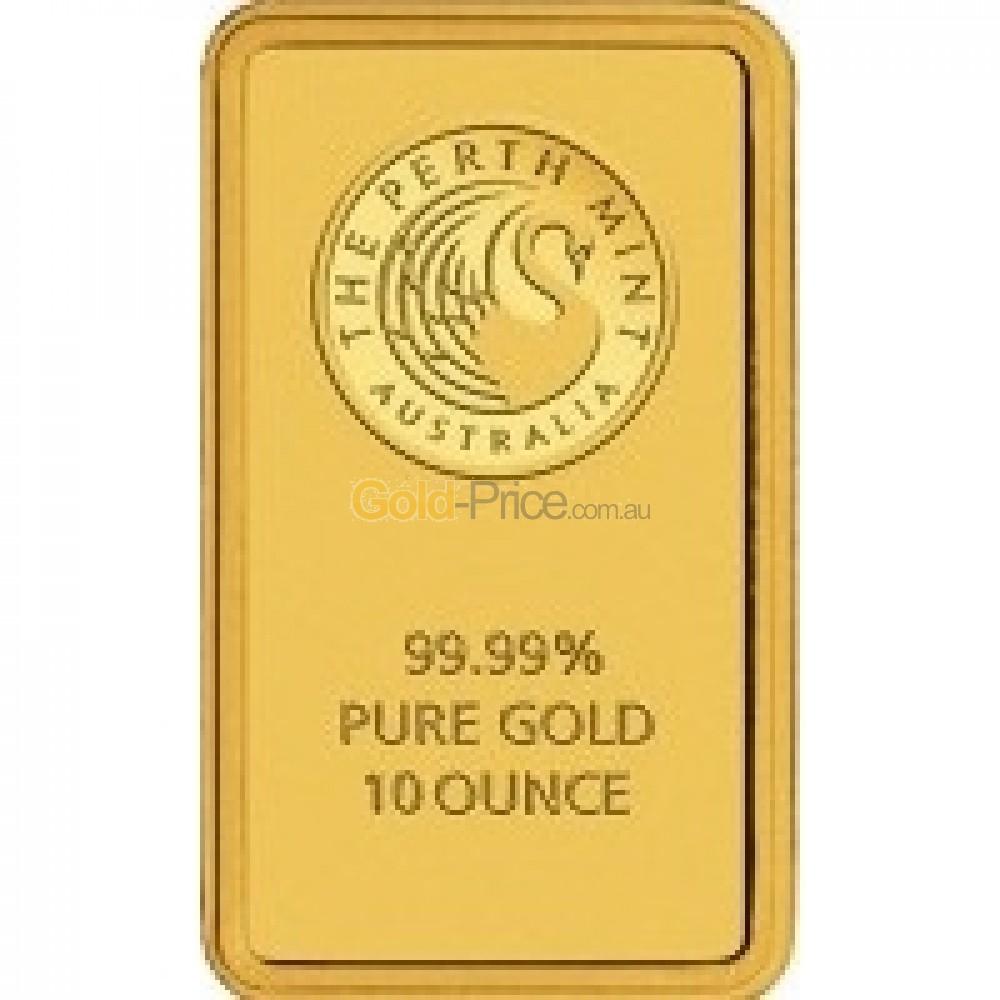 Gold Bar Price Comparison Buy 10 Ounces Gold