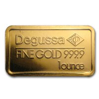 1 ounce Gold bar