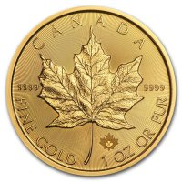 1 ounce Maple Leaf